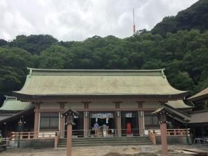 島津斉彬公を祀る 照国神社