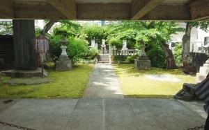 橋本左内先生墓所