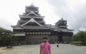 熊本城見学