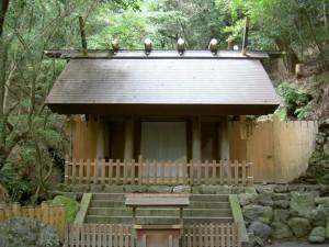 筆者の産土神社である多度大社(たどたいしや)