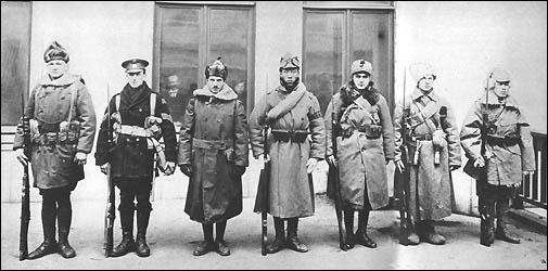 第一次世界大戦勃発より百年=所...