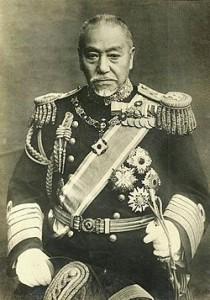 「皇国ノ興廃此ノ一戦ニ在リ、各員一層奮励努力セヨ」の名言を残した東郷平八郎元帥